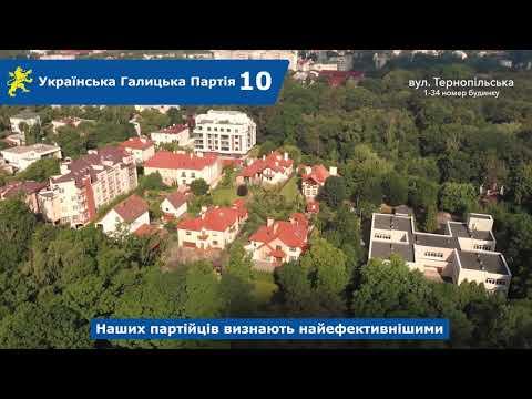 Над Левом: вул. Тернопільська
