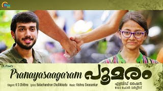 Poomaram | Pranayasaagaram Song Video | K S Chithra | Kalidas Jayaram | Abrid Shine | Official