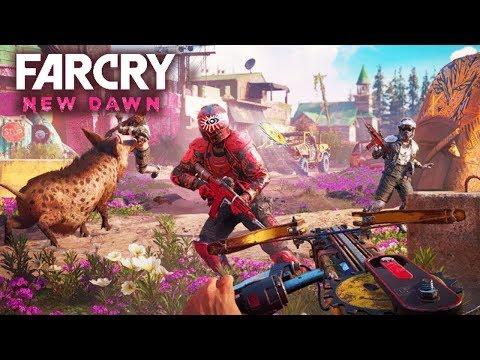 Far Cry New Dawn Gameplay German #09 Das ist Entertainment - Deutsch PS4 | Key Teyro
