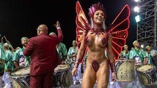 São Paulo Carnival 2019 [HD] - Floats & Dancers   Brazilian Carnival   The Samba Schools Parade