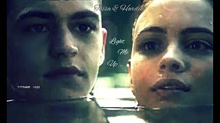 After ⚜ Tessa & Hardin : Light Me Up