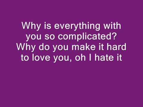 Download Complicated Lyrics Rihanna Mp3 Mp4 Music Online Silent Mp3