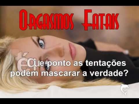 ORGASMOS FATAIS - O BOOK TRAILER