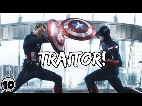 Top 10 Major Things Wrong With Captain America