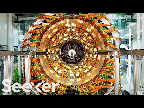 CERN's Ambitious Plan to Build the Largest Particle Smasher Ever