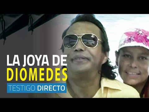 Que Paso Con El Diamante  Diomedes Díaz