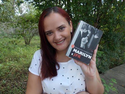 #3 Especial Marilyn Monroe e SORTEIO!!! | Biografias e Afins por Tamy Pinheiro