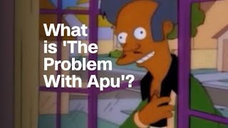 How A 'Simpsons' Character Pushed Indian Stereotypes