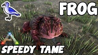 Ark: Frog Taming - Speedy Tame