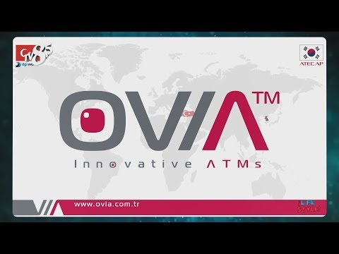 OVIA - DGI works & ATEC AP Partnership- tv interview (in Turkish)