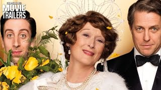 Meryl Streep And Hugh Grant Star In FLORENCE FOSTER JENKINS  Official Trailer HD