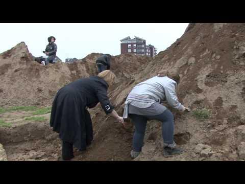 Cuijk Heeswijkse Kampen Deel 1: Open dag 14 maart 2012 met veel schoolkinderen