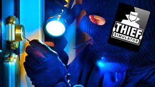 THE BIGGEST THIEF IN THE WORLD (THIEF SIMULATOR)
