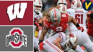 #13 Wisconsin vs #3 Ohio State Highlights | Week 9 | College Football Highlights