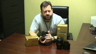 Nikon 105mm Lens Comparison - Review DC Vs. VR