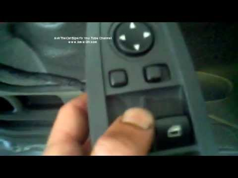 BMW Electrical Problems, Windows Will Not Raise Or Lower, Outside Mirror Moves On Its Own