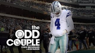 Did Dak Prescott Do Enough To Earn a BIG Contract? - Chris Broussard & Rob Parker