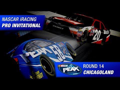 NASCAR Video: eNASCAR PEAK Antifreeze iRacing Series