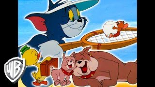 🔴 WATCH NOW! FUNNIEST CLASSIC TOM & JERRY MOMENTS | WB KIDS