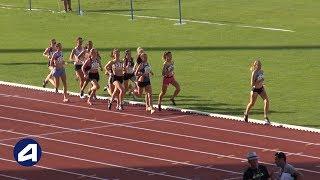 Bondoufle 2018 : Finale 1500 m Cadettes (Lena Lebrun en 4'36''57)