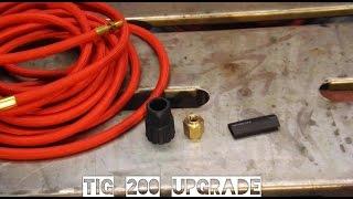 TIG200 Torch Conversion Kit