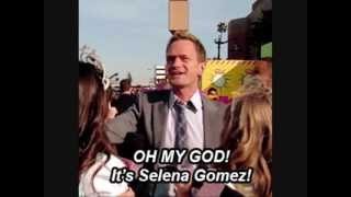 Celebrities Love Selena Gomez