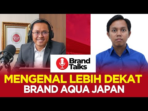 Mengenal Lebih Dekat Brand AQUA Japan