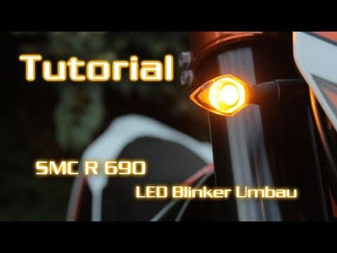 LED Blinker Einbau + Relais | SMC R 690 | Tutorial | Part 2
