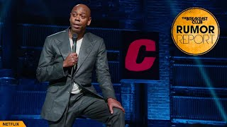 Netflix Backs Dave Chappelle Despite Criticism Over Trans Remarks, Breakfast Club Weighs In