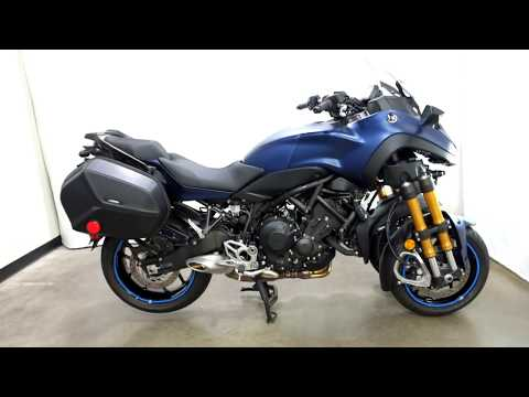 2019 Yamaha Niken GT in Eden Prairie, Minnesota - Video 1