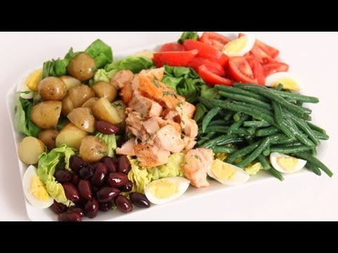 Nicoise Salad Recipe – Laura Vitale – Laura in the Kitchen Episode 585