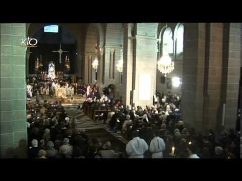 Messe d'obsèques de Mgr Brincard