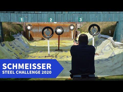 schmeisser: Schmeisser spendet 25.400,- Euro an die German Rifle Association und veranstaltet Schmeisser Steel Challenge 2020 – Wettbewerbsbericht und Video