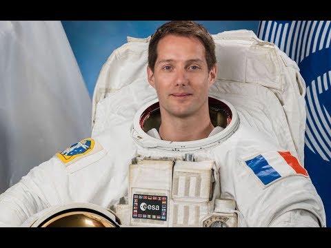 Le retour sur terre de l'astronaute Thomas Pesquet à suivre en direct au Planétarium et sur ce site, le 2 juin à partir de 15 heures