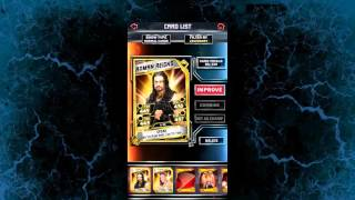 Card Image Customization coming in WWE SuperCard