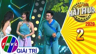 Cặp đôi hài hước Mùa 3 - Tập 2: Tiểu phẩm Thiên định kỳ duyên – Việt Trang, Đông Hải