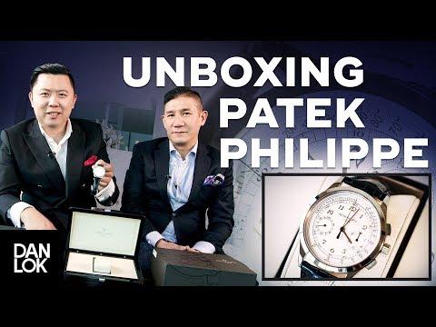 6e14c720e Unboxing Patek Philippe - World's Most Luxurious Watch Manufacturer