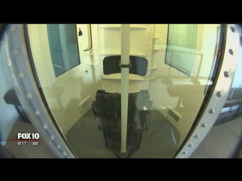 A look inside Arizona's death row