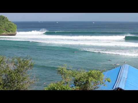 Solid Swell At Balangan