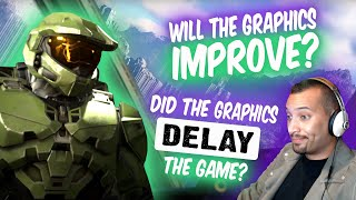 The TRUTH About Halo Infinite's Graphics and WHY the Game Was DELAYED