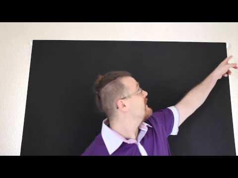 Christian checkt Verdunkelungsrollo von casa pura !