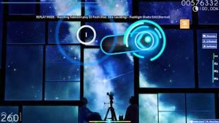 Playing Osu | DJ Fresh – Flashlight (feat. Ellie Goulding) [Radio Edit]