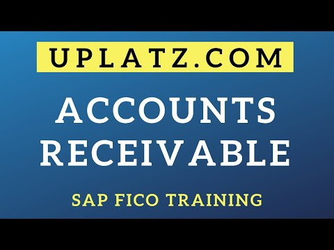 Accounts Receivable | SAP FICO Training & Certification | Become ...