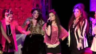 Women of the 80's Medley (Bangles,Lauper,Madonna)- Electric Dreams Pt 8