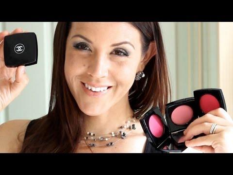 Joues Contraste Powder Blush by Chanel #5