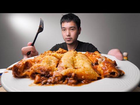 Bro Smashed: Homemade Homestyle Enchiladas