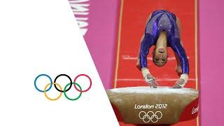 USAs Fierce Five - Artistic Gymnastics Qualification | London 2012 Olympics