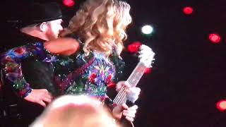 Taylor Swift Singing Babe Live With Sugarland In Arlington Texas 10618 Reputation Full