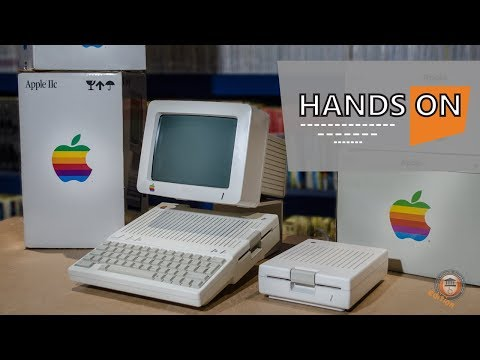 Apple IIc - Hands On