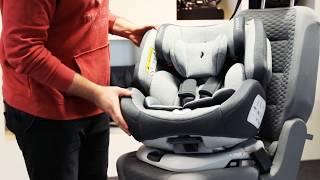Osann Kinderautositz One360, 0-36 kg, 0-18 kg reboard, Hybrid-Lösung, Isofix